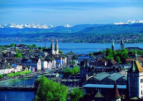 фото швейцарии