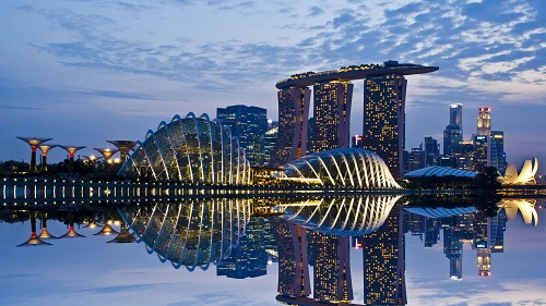 государство сингапур
