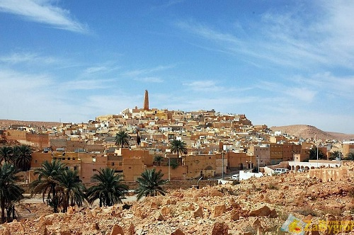 страна алжир