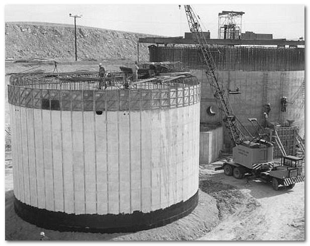 строительство защитного бункера для богатых