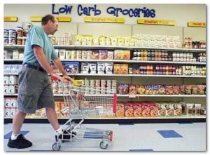 супермаркет в США