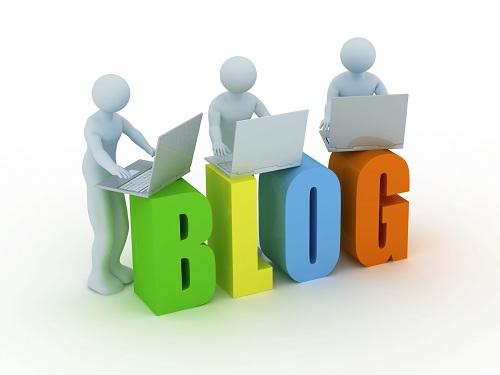 открытие блога