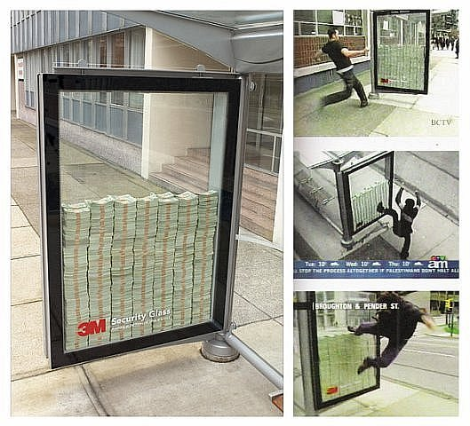 реклама с деньгами в канаде