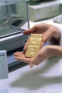 золотой слиток 10 грамм