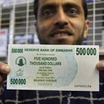 Что происходит с долларом в Зимбабве