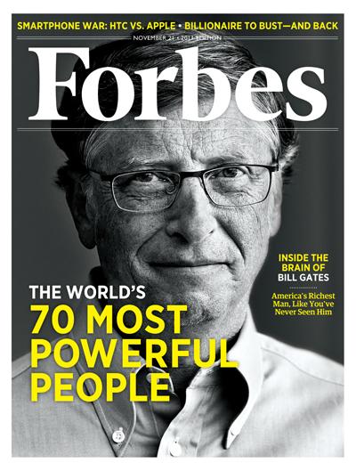 самый богатый человек по версии Forbes