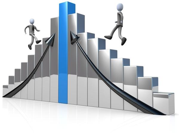 рост акций и дохода