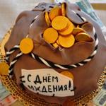 Торт из денег – оригинальный подарок на все случаи жизни
