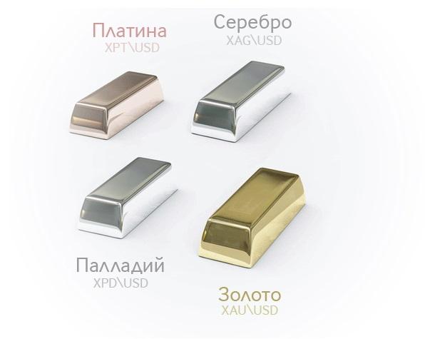 драгоценные металы