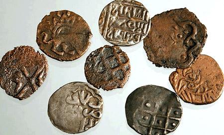 татаро-монгольские монеты