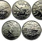 Российские монеты 2000 года