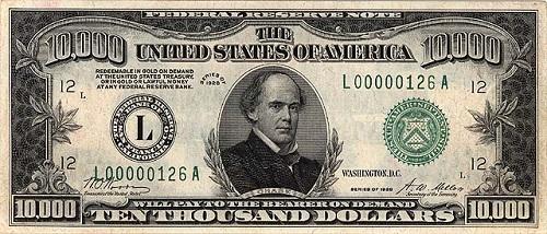 10000 долларов соломон чейз