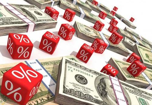 процентная ставка и доллары