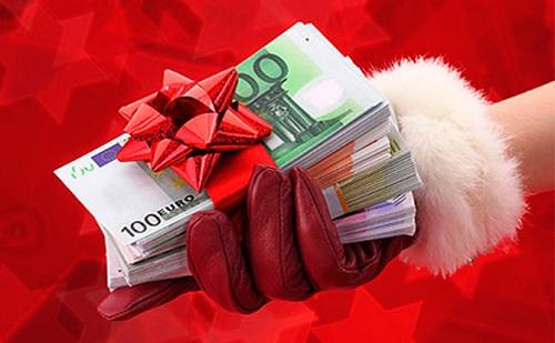 деньги в новый год
