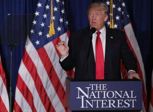 дональд трамп кандидат в президенты