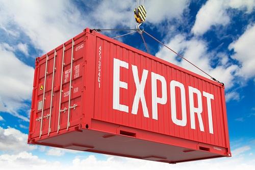 экспорт товаров
