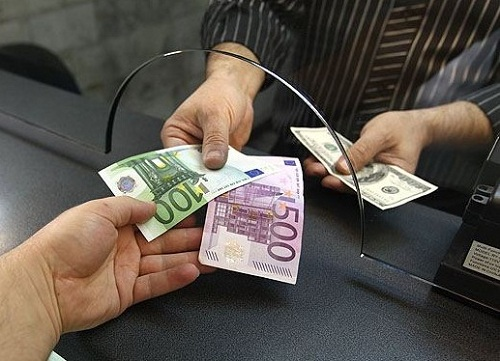 приобритение валюты