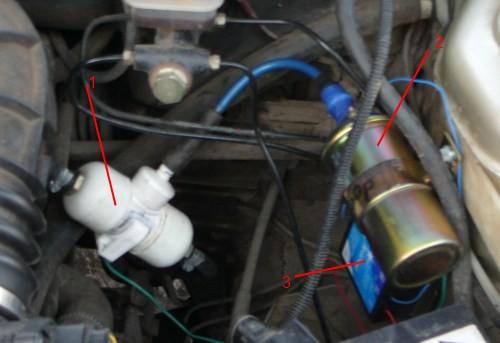 самодельный активатор топлива