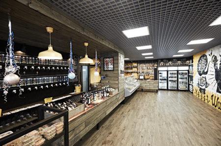 помещение для продажи разливного пива