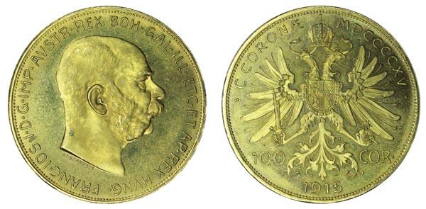 100 крон Австрии