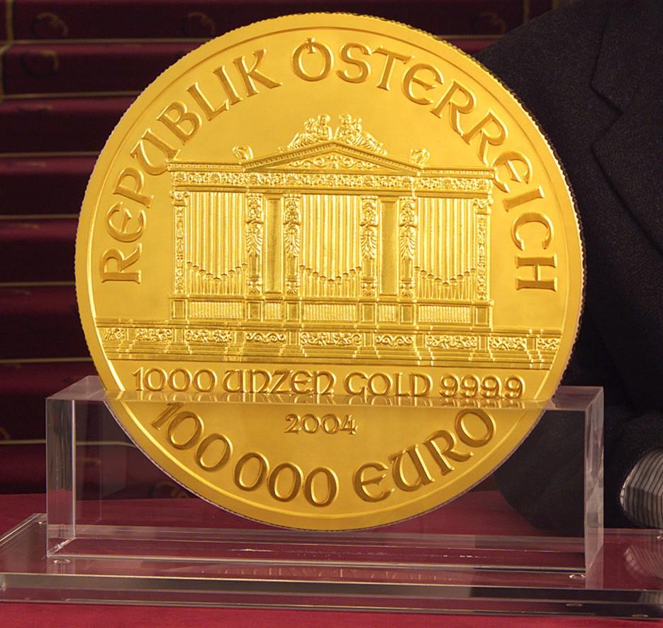 100 тысяч евро «Большой Фил»