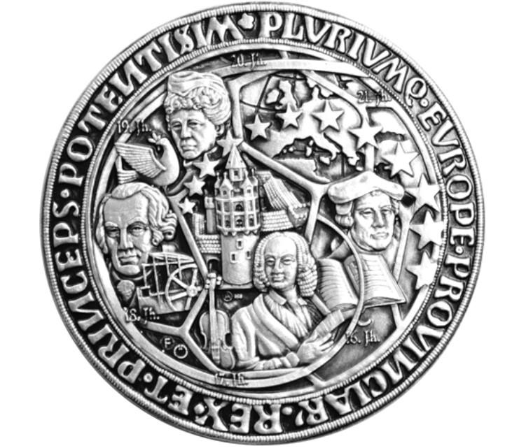 австрийская монета 2008 года
