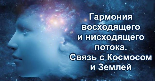 связь с космосом
