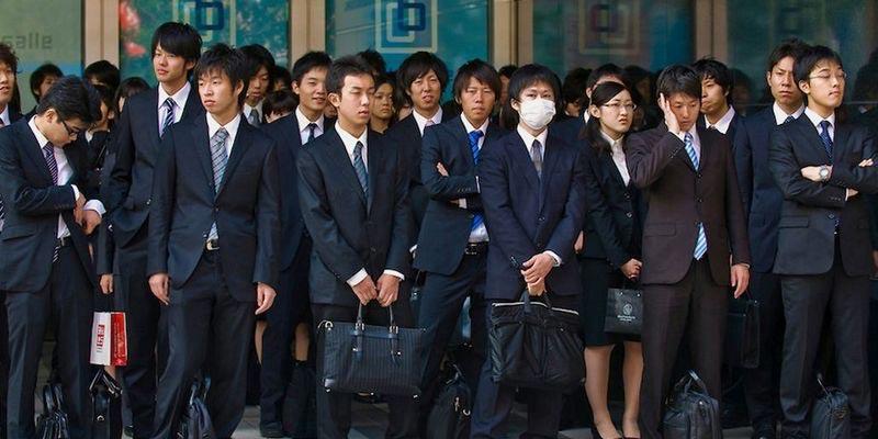 богатые японцы