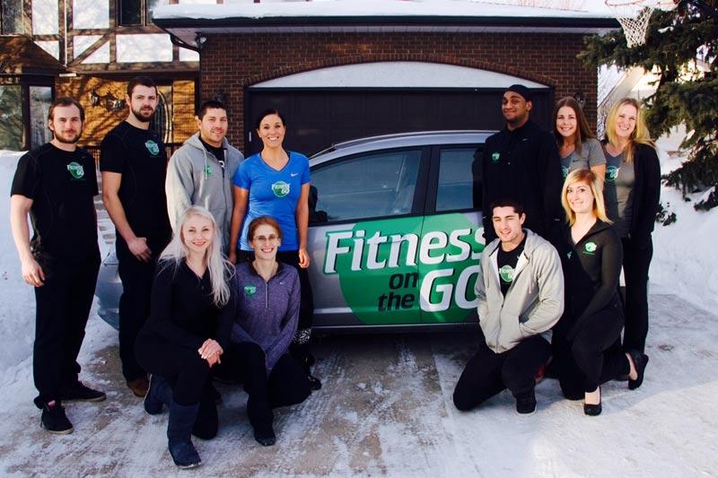фитнес бизнес идея