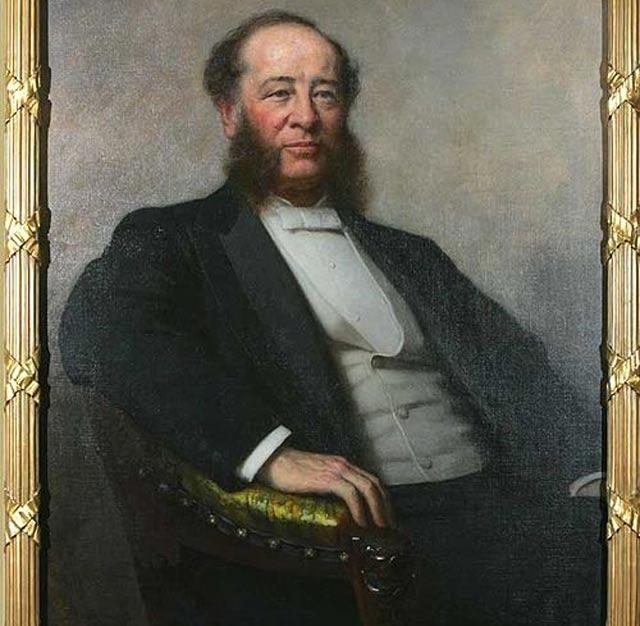 Уильям  Генри Вандербильт
