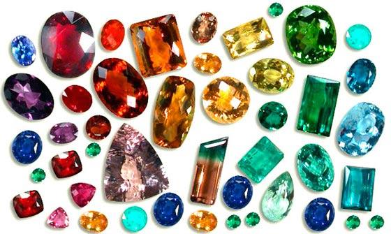 Коштовне каміння: правила ювелірного стилю