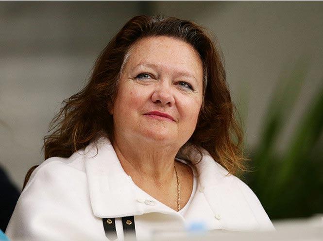 Джорджина Райнхарт
