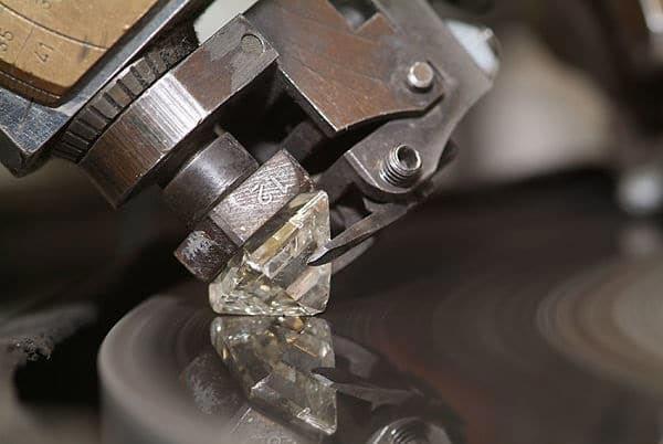 обработка бриллианта