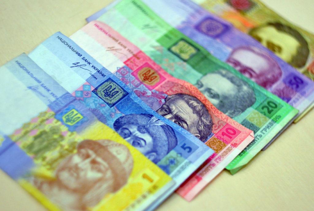 валюта в Украине