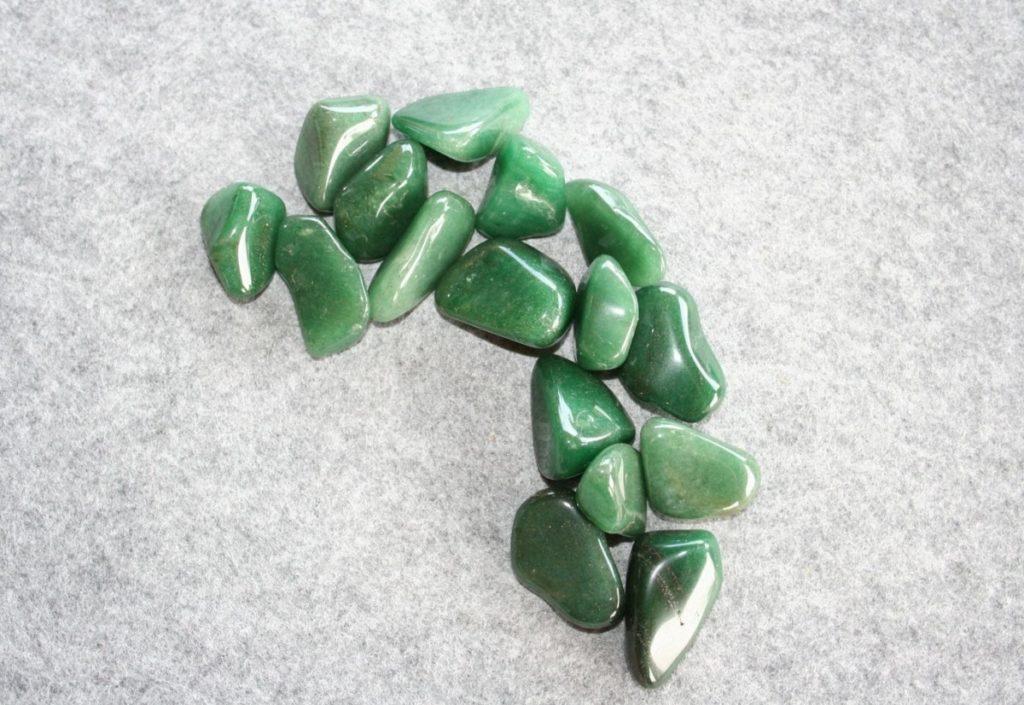 Кварц зеленый