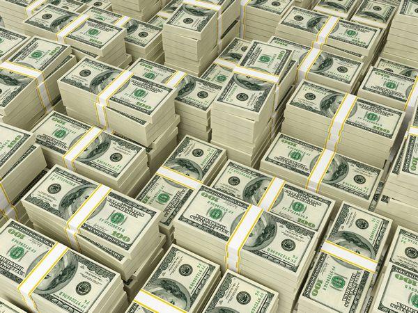Пачки денег во сне