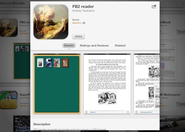 FB2Reader
